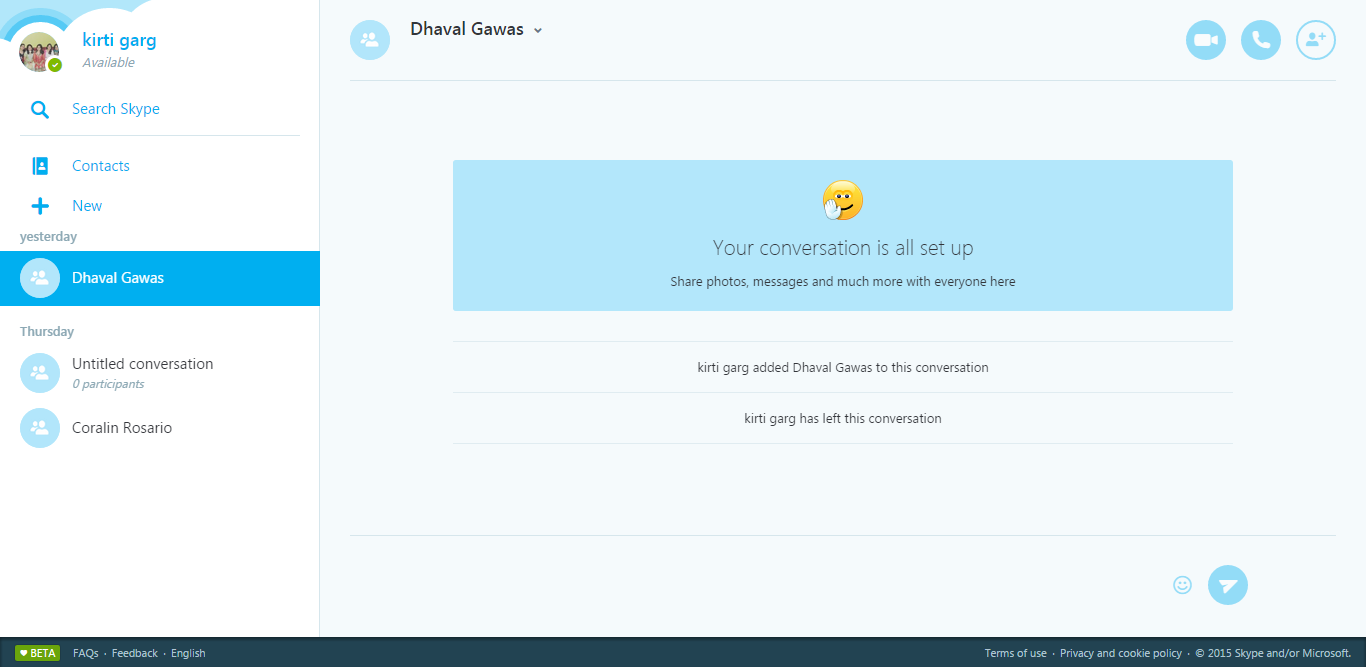 how to create a skype number